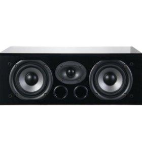 Акустика hi-fi ultimate sym (фронт + центр)