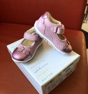 Туфли для девочки GEOX 20 размер