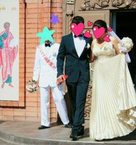 Свадебное платье Польша