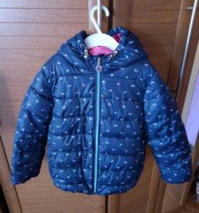 Куртка демисезонная H and M, размер 110
