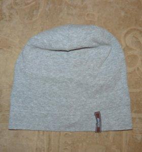 Лёгкая шапка на весну 50-52