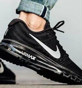 Nike air max 2017 размеры 40-45