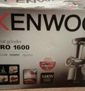 Электромясорубка KENWOOD PRO 1600 (MG510)