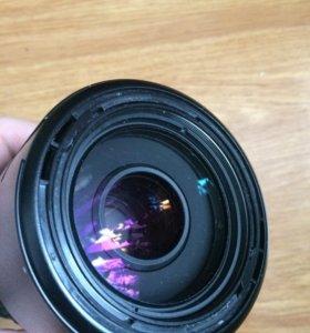 Tamron 70-300mm +macro для Nikon
