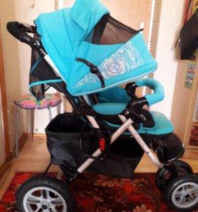 Детская прогулочная коляска Capella