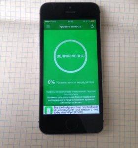 Айфон 5s 16 g обмен