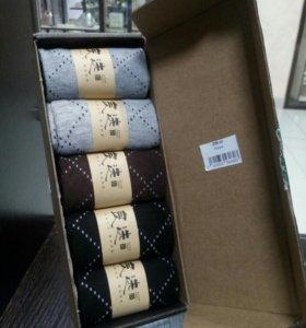 Комплект мужские носки