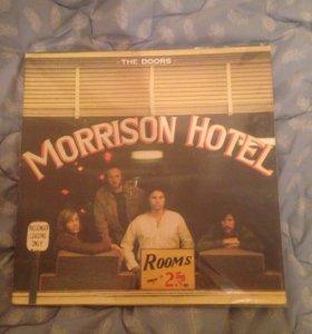 пластинка The Doors - Morrison Hotel