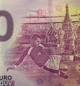 0 евро ЧМ по футболу 2018 Россия