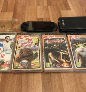 Игровая приставка PSP 2007 г.