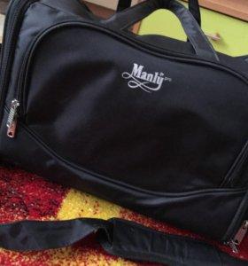 Профессиональная сумка визажиста Manly