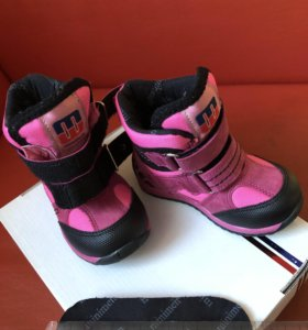 Ботинки minimen 21 размер