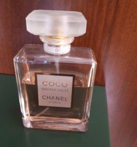 Coco chanel остаток от100мл.