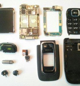 Nokia 6131 на запчасти