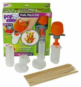 набор для канапе pop chef