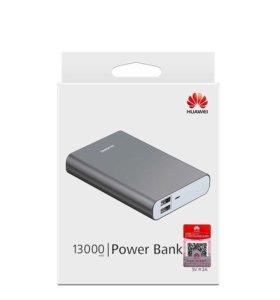 Power Bank 13000 mAh Huawei AP007, новый.