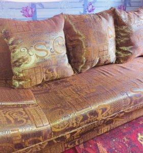 Продаётся новый диван.Срочно.