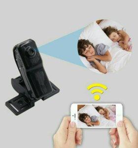 Wi-Fi мини камера