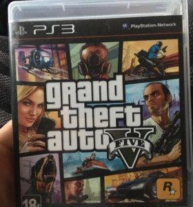 GTA 5 Sony PlayStation 3