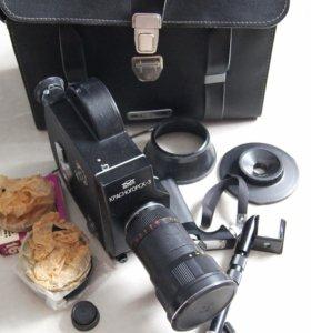 Любительский киносъёмочный аппарат красногорск - 3