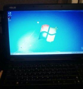 Ноутбук ASUS К50С