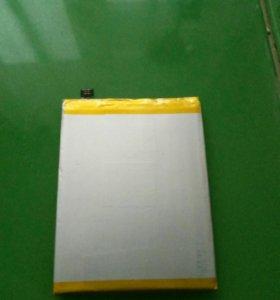 Meizu m3 note bt61 батарея аккумулятор