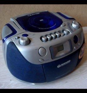 Магнитола Daewoo DRD-S50