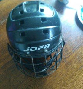 Шлем хоккей