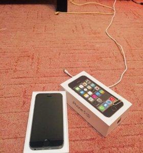 Айфон 5 S. 32gb . Отличное состояние