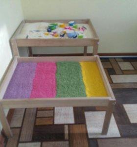 Столы для работы с песком