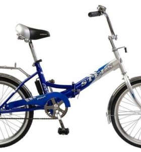 """Велосипед новый STELS PILOT 410 20"""" складной"""
