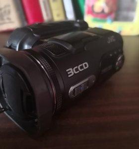 JVC GZ-MC500 видеокамера