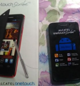 Alcatel one touch Scribe 8008HD