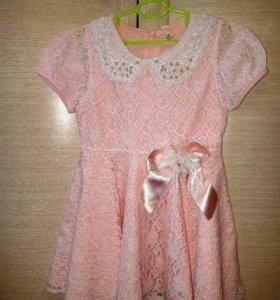 Платье. Корея. 98-104