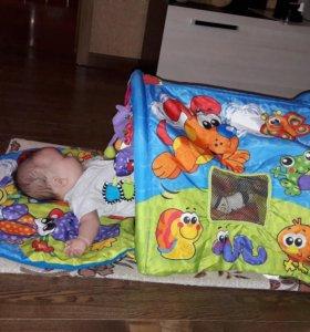 Коврик развивающий для детей Playgro