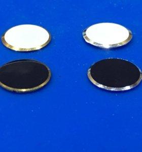 Кнопки iphone для защ стекла