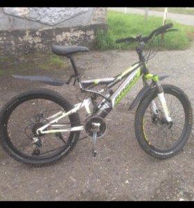 Продам велосипед Racer24disk