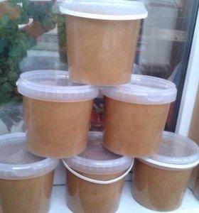 Алтайский мёд, гречишный.