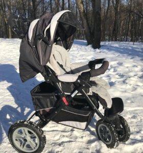 Прогулочная коляска Jetem prisma