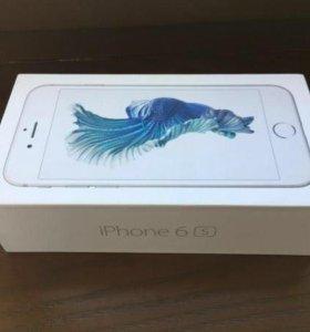 iPhone 6s 32gb Silver Original