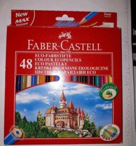 Карандаши Faber - Castel Эко Замок