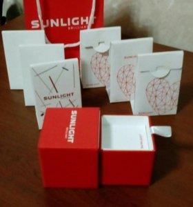 Подарочные пакеты SUNLIGHT.