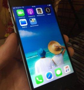 Айфон 6, 64 с Touch ID