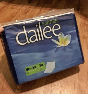 Пеленки одноразовые dailee