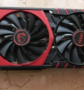 Видеокарта MSI Radeon R9 390 Gaming 8Gb 512bit ОТС