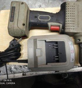 Аккумуляторный заклепочникFasty ACU50