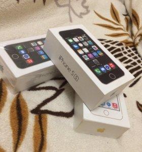 Коробки от айфона 5s