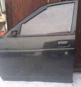 Дверь левая передняя на ВАЗ 2110, 2112
