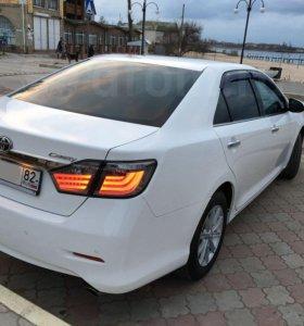Задние светодиодные фонари Toyota Camry