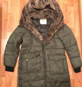 Куртка, пальто pull and bear
